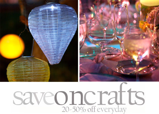 Website Of The Week Save On Crafts Com The Average Consumer