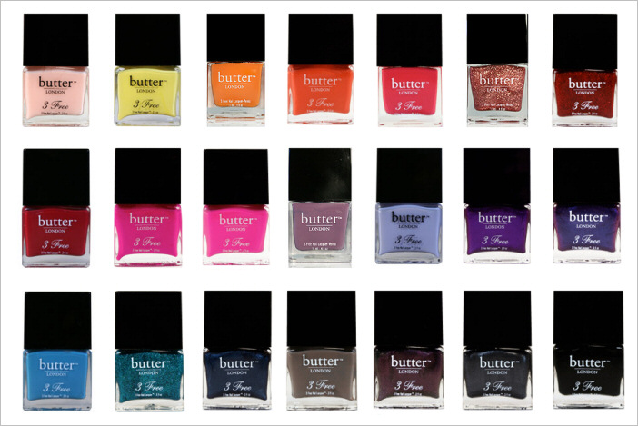 Glam Alert:  Butter London Nail Polish