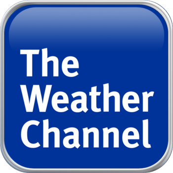 Image result for the weather channel app apple