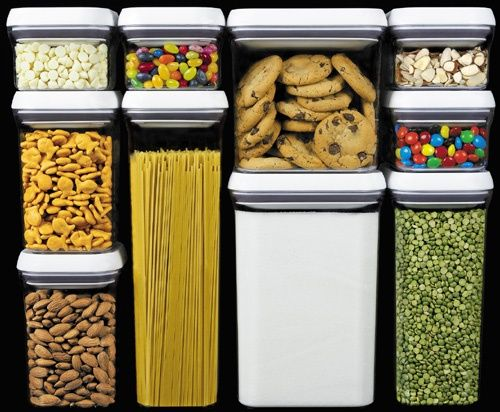 Merveilleux The Good Grips Storage Containers Are My Favorite Containers For Dry Food.  I Use The 1 1/2 Quart Storage Container For My Ground Coffee, And Nothing  Will ...
